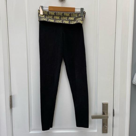 🚨2 for $40 PINK Victoria's Secret yoga size xs